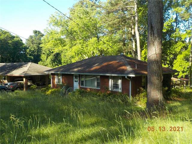 2547 SW Springdale Road SW, Atlanta, GA 30315 (MLS #6882865) :: Dillard and Company Realty Group
