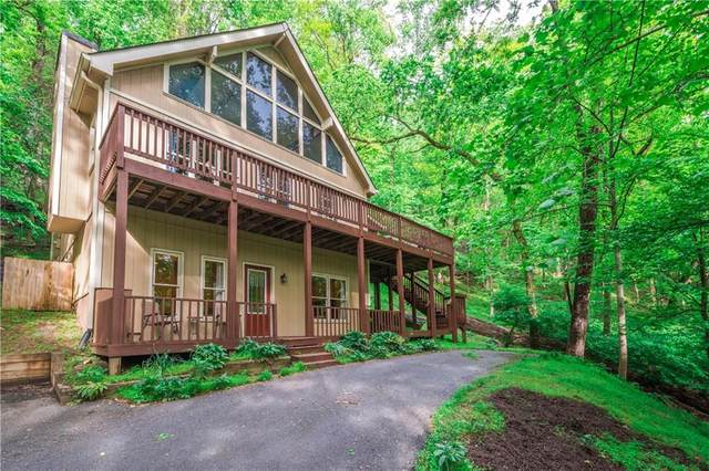 810 Little Pine Mountain Road, Jasper, GA 30143 (MLS #6882870) :: Rock River Realty