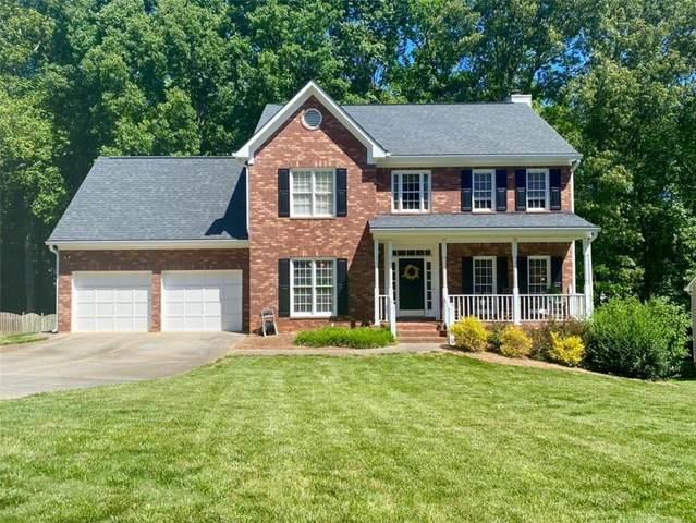 2677 Forest Meadow Lane, Lawrenceville, GA 30043 (MLS #6882874) :: North Atlanta Home Team