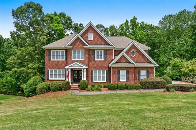 1110 Longpointe Pass, Alpharetta, GA 30005 (MLS #6882884) :: Lucido Global
