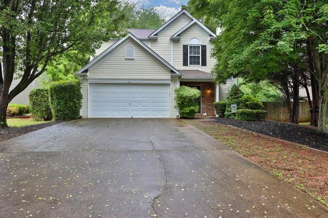 406 Harvest Place, Canton, GA 30115 (MLS #6882889) :: Path & Post Real Estate