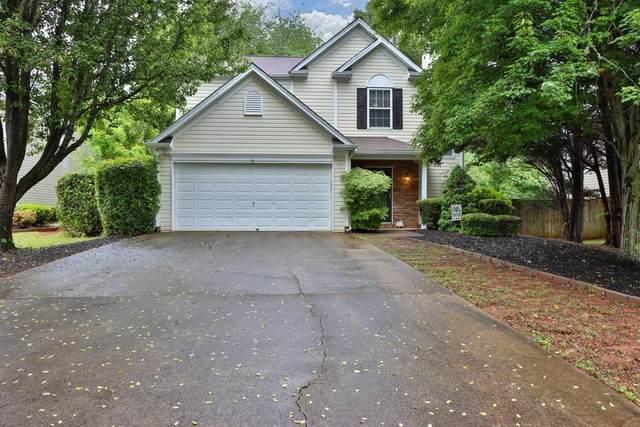 406 Harvest Place, Canton, GA 30115 (MLS #6882889) :: The Kroupa Team | Berkshire Hathaway HomeServices Georgia Properties