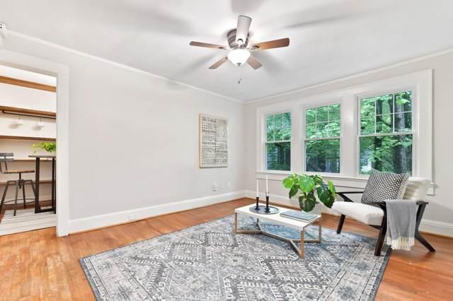 785 Ponce De Leon Place NE #11, Atlanta, GA 30306 (MLS #6882909) :: AlpharettaZen Expert Home Advisors