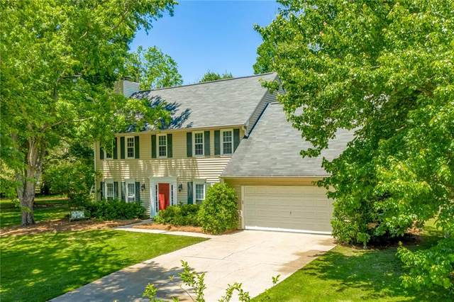1431 Princeton Court, Alpharetta, GA 30009 (MLS #6882924) :: North Atlanta Home Team