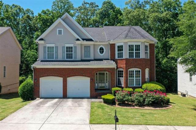 5360 Lakerock Drive, Atlanta, GA 30331 (MLS #6882939) :: The Kroupa Team | Berkshire Hathaway HomeServices Georgia Properties