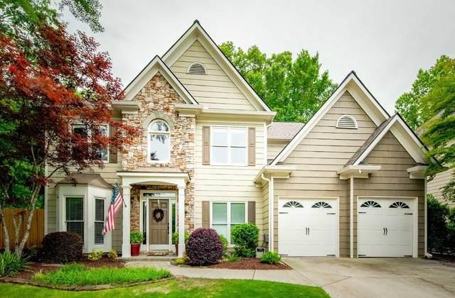 6000 Georgetown Park Drive, Norcross, GA 30071 (MLS #6882945) :: Path & Post Real Estate