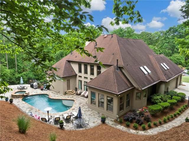 133 Bordeaux Way, Braselton, GA 30517 (MLS #6882956) :: North Atlanta Home Team
