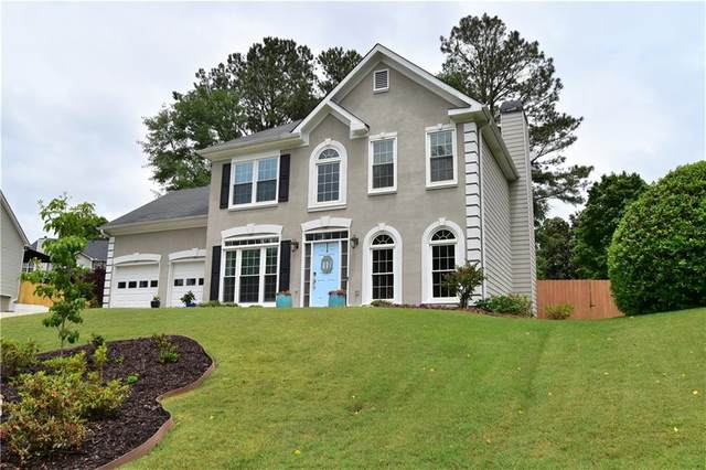 5770 Shepherds Pond Drive, Alpharetta, GA 30004 (MLS #6882959) :: Path & Post Real Estate