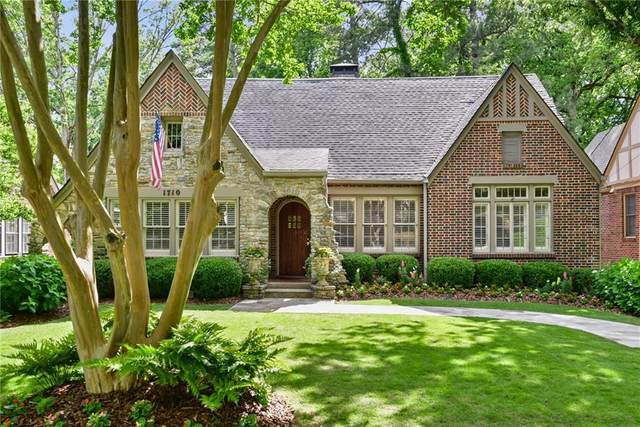 1710 N Pelham Road NE, Atlanta, GA 30324 (MLS #6882964) :: Charlie Ballard Real Estate