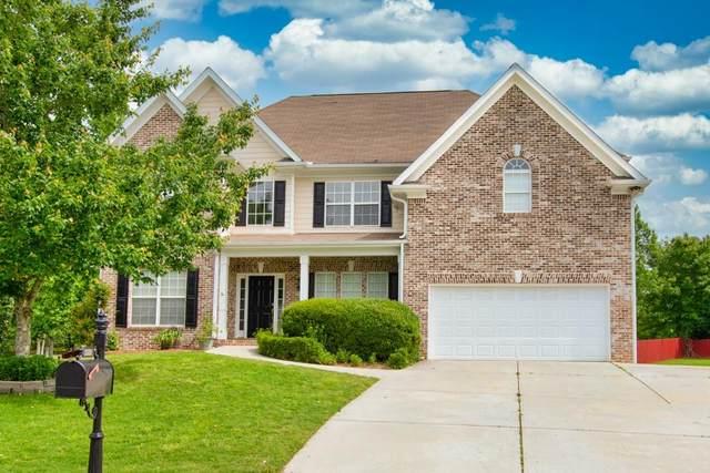 1331 Turtle Creek Court, Lawrenceville, GA 30043 (MLS #6882971) :: The Kroupa Team | Berkshire Hathaway HomeServices Georgia Properties