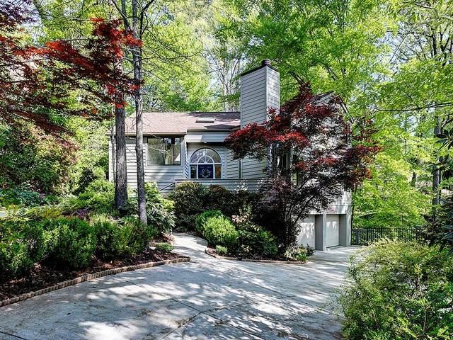 5001 Willeo Ridge Court, Marietta, GA 30068 (MLS #6882977) :: Path & Post Real Estate