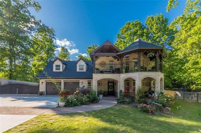 1350 Barclay Drive, Lawrenceville, GA 30043 (MLS #6883046) :: The Kroupa Team | Berkshire Hathaway HomeServices Georgia Properties