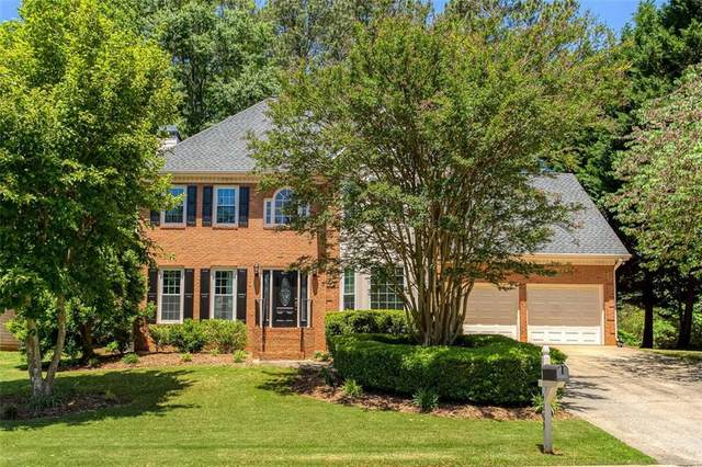 4269 Grand Oaks Drive NW, Kennesaw, GA 30144 (MLS #6883048) :: The Kroupa Team | Berkshire Hathaway HomeServices Georgia Properties