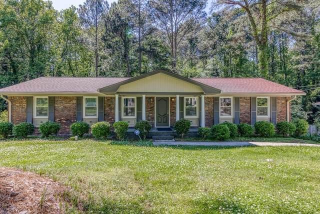 2534 Black Forest Trail SW, Atlanta, GA 30331 (MLS #6883074) :: The Kroupa Team | Berkshire Hathaway HomeServices Georgia Properties