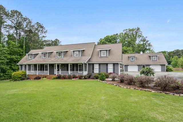 5104 Ivey Lane NW, Acworth, GA 30101 (MLS #6883075) :: Path & Post Real Estate