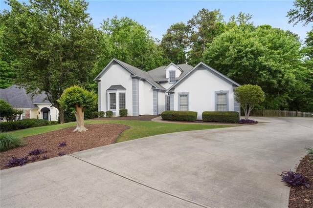 1145 Grand Oaks Glen NW, Marietta, GA 30064 (MLS #6883086) :: Rock River Realty