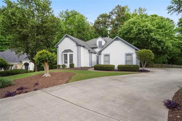 1145 Grand Oaks Glen NW, Marietta, GA 30064 (MLS #6883086) :: Path & Post Real Estate