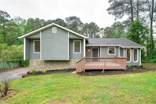 3531 Sandra Drive, Douglasville, GA 30135 (MLS #6883088) :: The Kroupa Team | Berkshire Hathaway HomeServices Georgia Properties