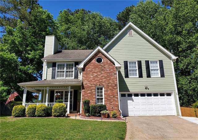 870 Meadowsong Circle, Lawrenceville, GA 30043 (MLS #6883104) :: Rock River Realty