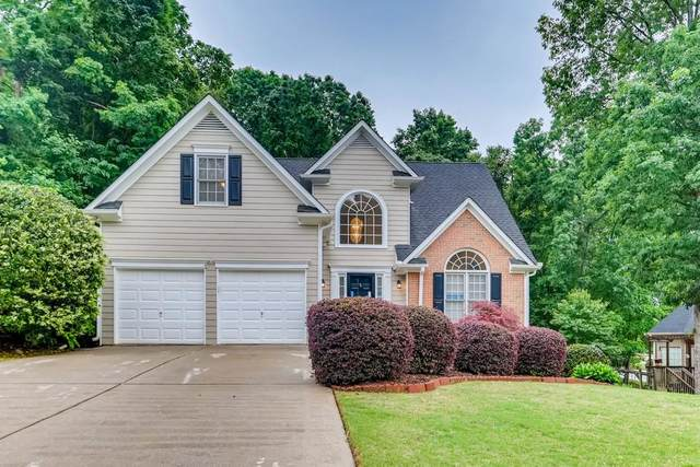 34 Blue Ridge Trail, Powder Springs, GA 30127 (MLS #6883105) :: The Kroupa Team | Berkshire Hathaway HomeServices Georgia Properties