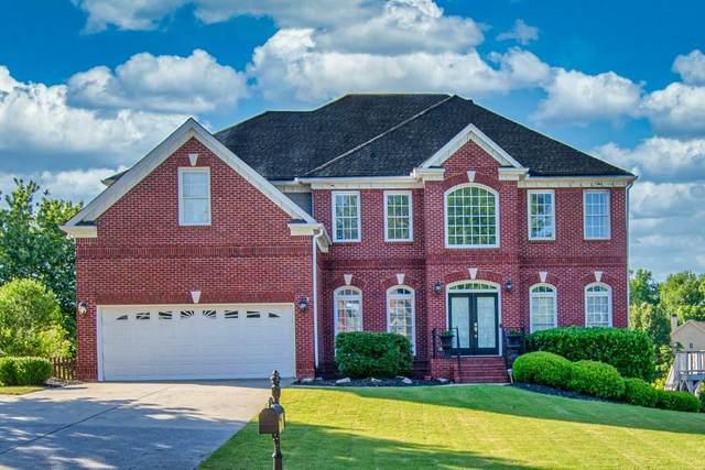 2034 Turtlebrook Way, Lawrenceville, GA 30043 (MLS #6883120) :: The Kroupa Team | Berkshire Hathaway HomeServices Georgia Properties
