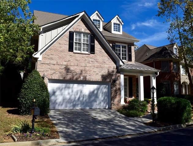 971 Wescott Lane, Atlanta, GA 30319 (MLS #6883123) :: The Kroupa Team   Berkshire Hathaway HomeServices Georgia Properties