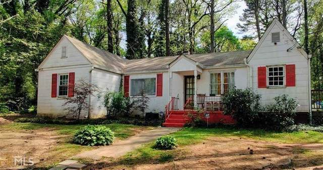 1740 Beechwood Boulevard, Atlanta, GA 30311 (MLS #6883128) :: Kennesaw Life Real Estate