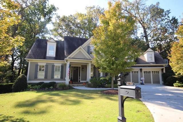 2004 Collier Commons Way NW, Atlanta, GA 30318 (MLS #6883139) :: The Kroupa Team   Berkshire Hathaway HomeServices Georgia Properties
