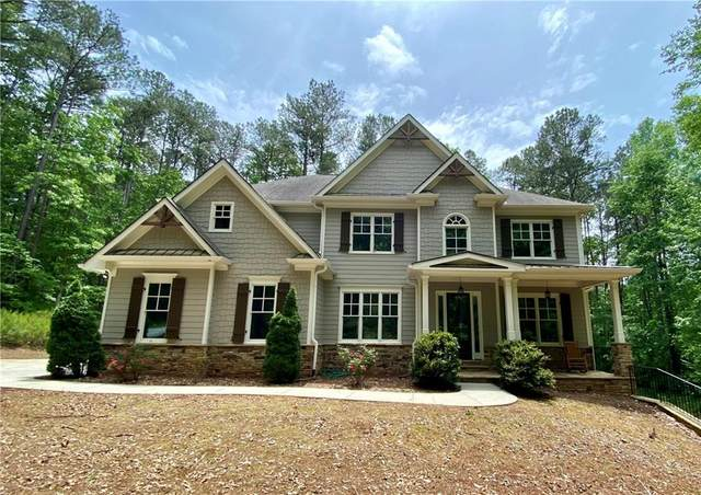 207 Bluff Creek Drive, Woodstock, GA 30188 (MLS #6883144) :: The Cowan Connection Team