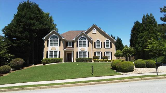 5640 Snowberry Drive, Sugar Hill, GA 30518 (MLS #6883146) :: The Kroupa Team | Berkshire Hathaway HomeServices Georgia Properties