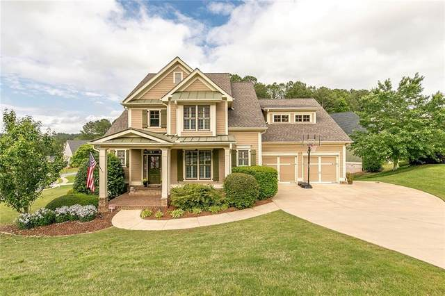 56 Stillwater Lane, Dallas, GA 30132 (MLS #6883148) :: The Kroupa Team | Berkshire Hathaway HomeServices Georgia Properties