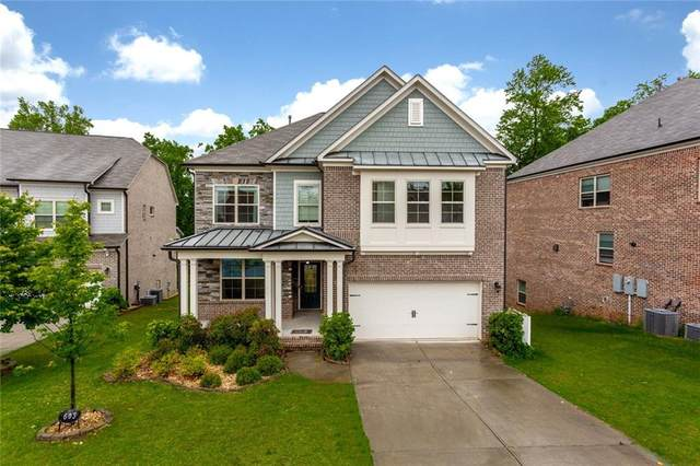 603 Leland Parkway, Cumming, GA 30041 (MLS #6883149) :: The Kroupa Team | Berkshire Hathaway HomeServices Georgia Properties