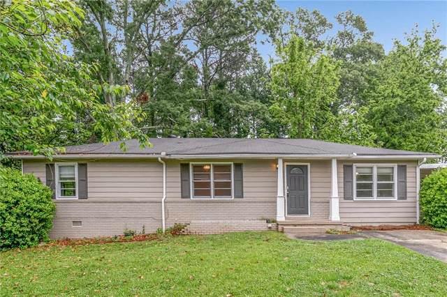 247 Hurt Road SE, Smyrna, GA 30082 (MLS #6883150) :: North Atlanta Home Team