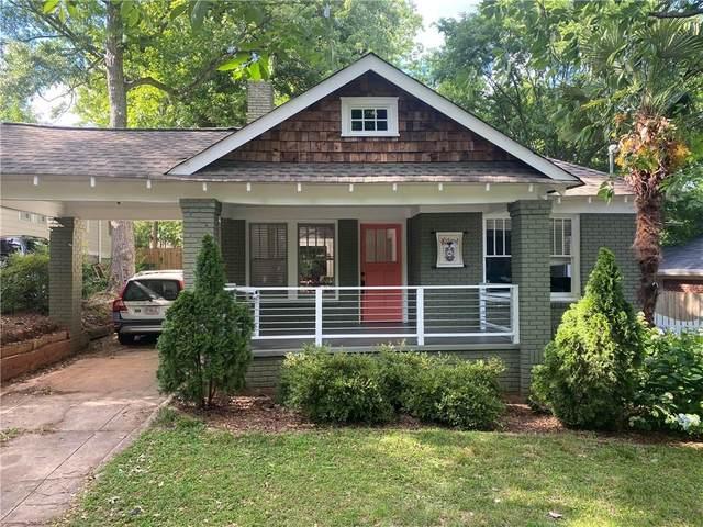 1768 Hosea L Williams Drive NE, Atlanta, GA 30317 (MLS #6883153) :: North Atlanta Home Team