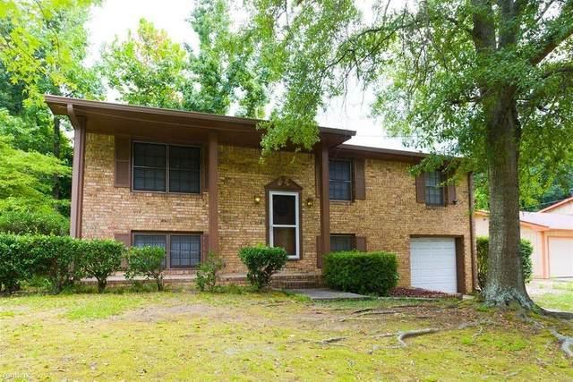 6450 Ashdale Drive Drive Na, Atlanta, GA 30274 (MLS #6883156) :: The Kroupa Team | Berkshire Hathaway HomeServices Georgia Properties
