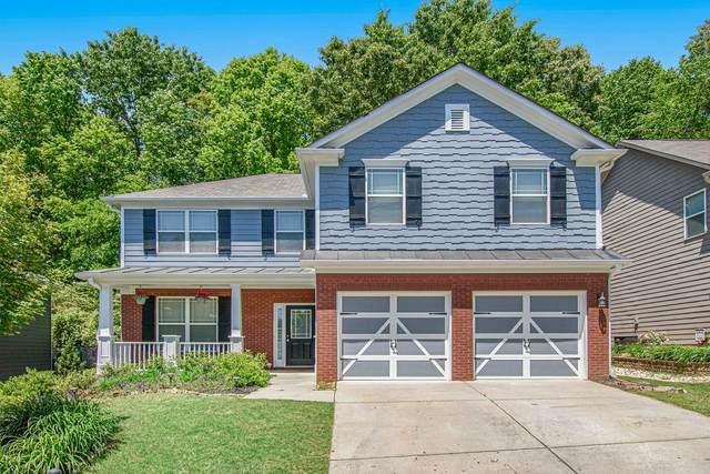 125 Stoney Creek Parkway, Woodstock, GA 30188 (MLS #6883163) :: The Kroupa Team | Berkshire Hathaway HomeServices Georgia Properties