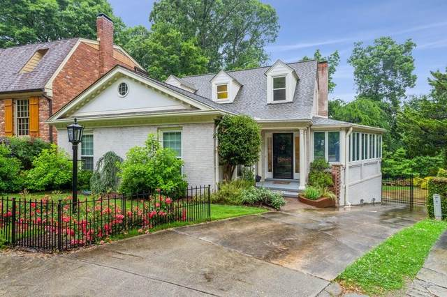 6 Wimberly Court, Decatur, GA 30030 (MLS #6883167) :: Tonda Booker Real Estate Sales