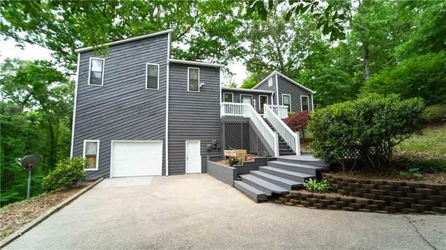 120 S Mill Creek Court, Woodstock, GA 30188 (MLS #6883169) :: The Kroupa Team | Berkshire Hathaway HomeServices Georgia Properties