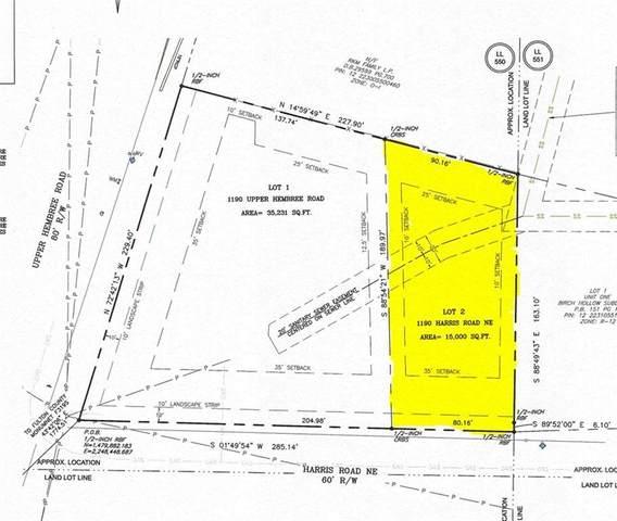 1190 Harris Road, Alpharetta, GA 30076 (MLS #6883172) :: AlpharettaZen Expert Home Advisors