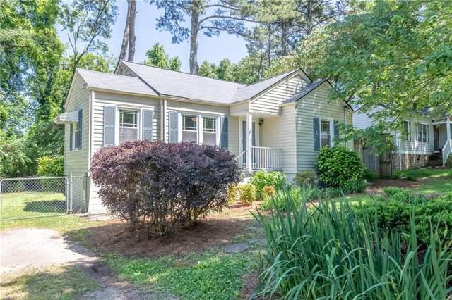 1707 Cecilia Drive SE, Atlanta, GA 30316 (MLS #6883176) :: AlpharettaZen Expert Home Advisors