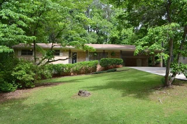 4567 Timber Ridge Drive, Douglasville, GA 30135 (MLS #6883178) :: The Kroupa Team | Berkshire Hathaway HomeServices Georgia Properties