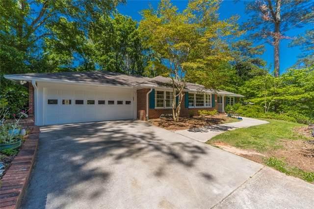 2034 Pine Forest Drive NE, Atlanta, GA 30345 (MLS #6883194) :: The Cowan Connection Team