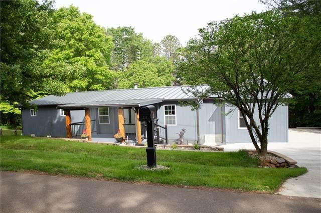 231 Mountain Lake Drive, Jasper, GA 30143 (MLS #6883204) :: North Atlanta Home Team