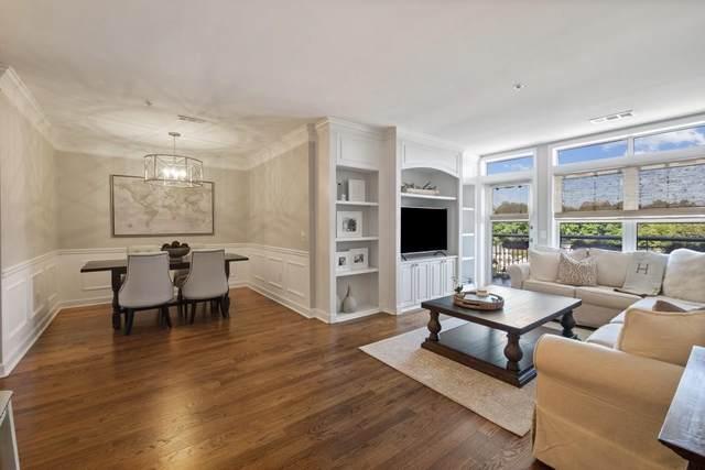 3334 Peachtree Road #609, Atlanta, GA 30326 (MLS #6883206) :: The Kroupa Team | Berkshire Hathaway HomeServices Georgia Properties