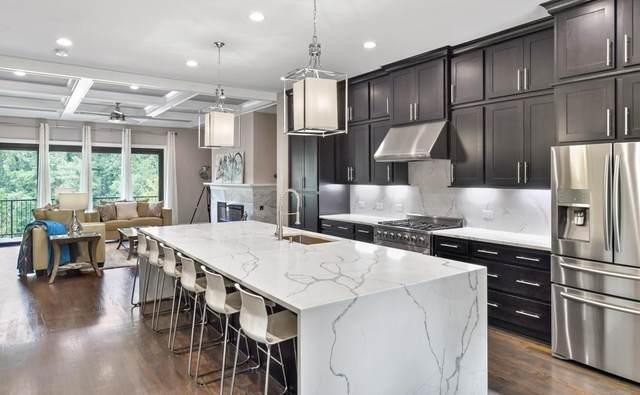 2009 Briarcliff Road NE #1106, Atlanta, GA 30329 (MLS #6883217) :: The Kroupa Team | Berkshire Hathaway HomeServices Georgia Properties