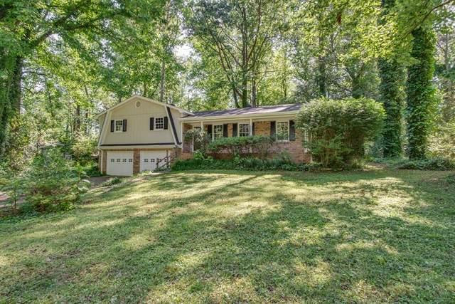 3380 Vandiver Drive, Marietta, GA 30066 (MLS #6883222) :: Path & Post Real Estate