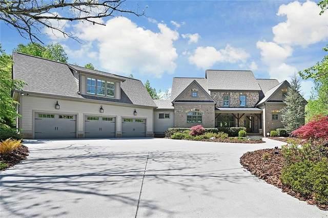 14930 Thompson Road, Alpharetta, GA 30004 (MLS #6883225) :: Path & Post Real Estate