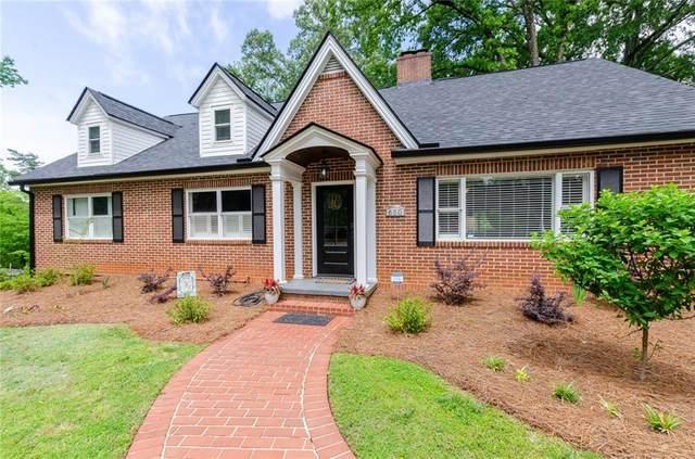 650 Blueridge Avenue, Gainesville, GA 30501 (MLS #6883230) :: The Kroupa Team | Berkshire Hathaway HomeServices Georgia Properties