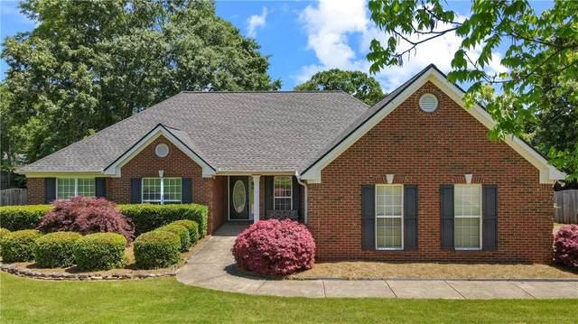 415 Camden Drive, Winder, GA 30680 (MLS #6883232) :: The Gurley Team