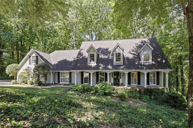 5815 Riverwood Drive, Atlanta, GA 30328 (MLS #6883233) :: Todd Lemoine Team